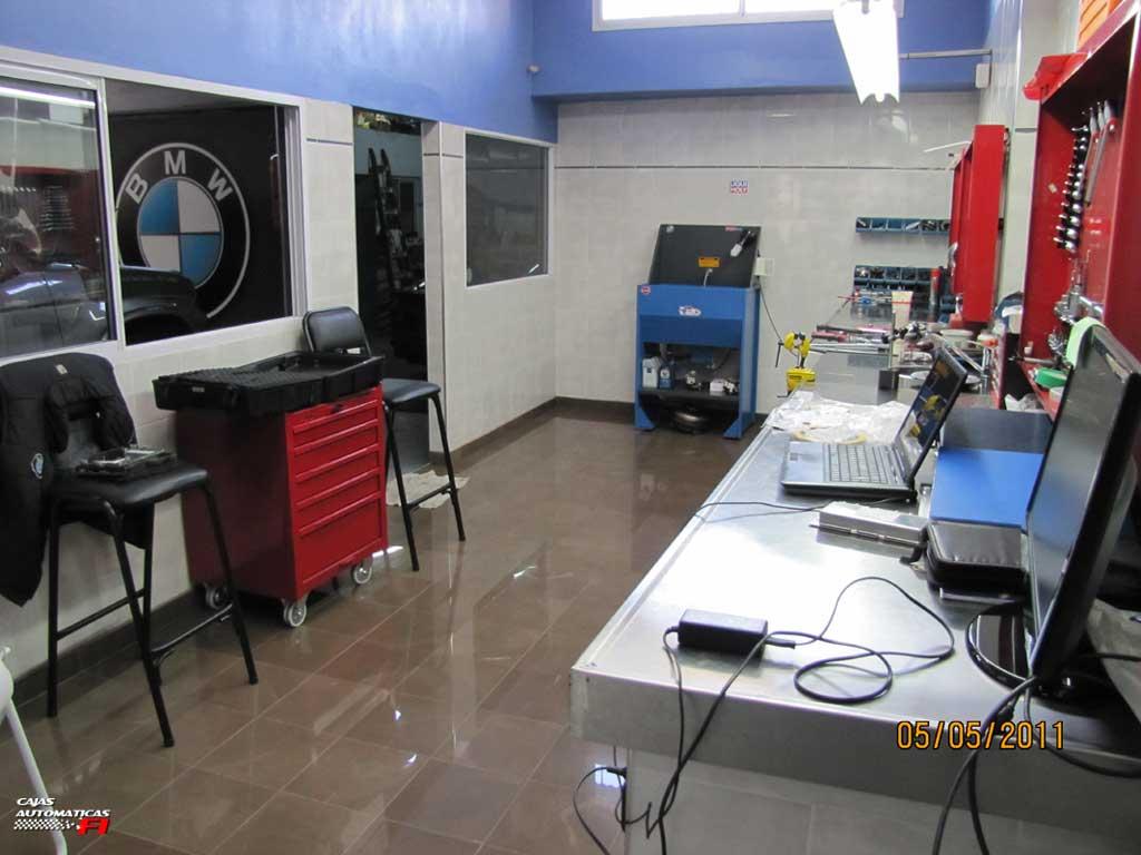 taller especializado cajas automaticas f1 srl